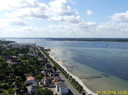 Laboe im September 2018