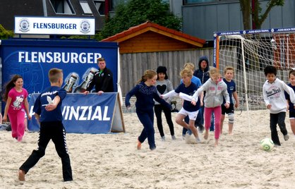 Beachsoccer Laboe