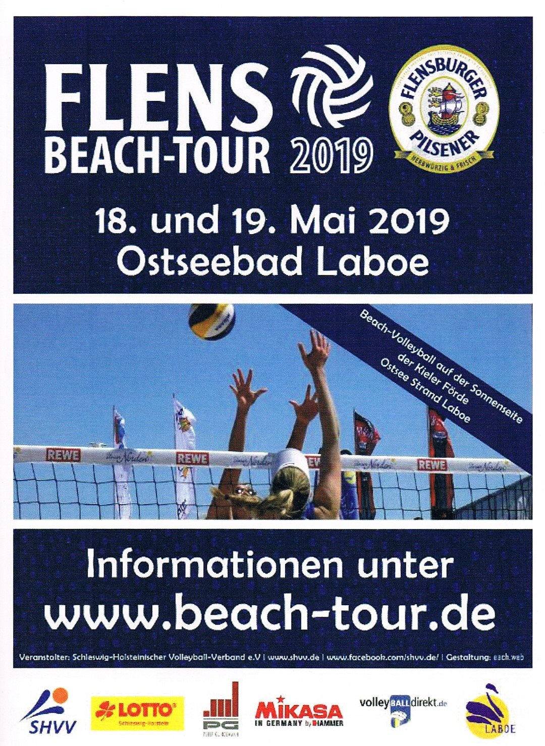 Flens Beacht Tour 2019 Laboe