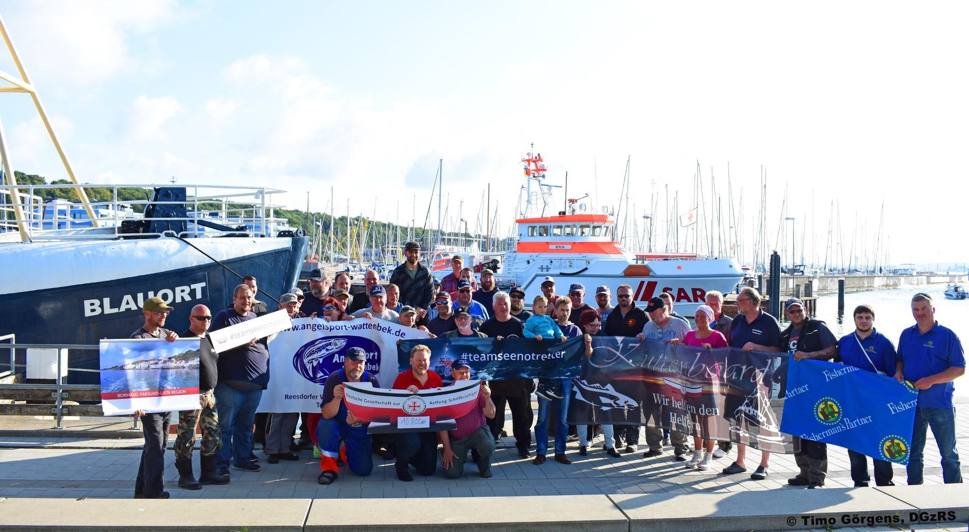 Hafenfest Laboe 2021